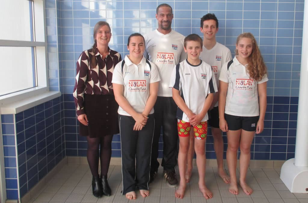 Five Nofio Sir Gar swimmers selected to swim for Wales