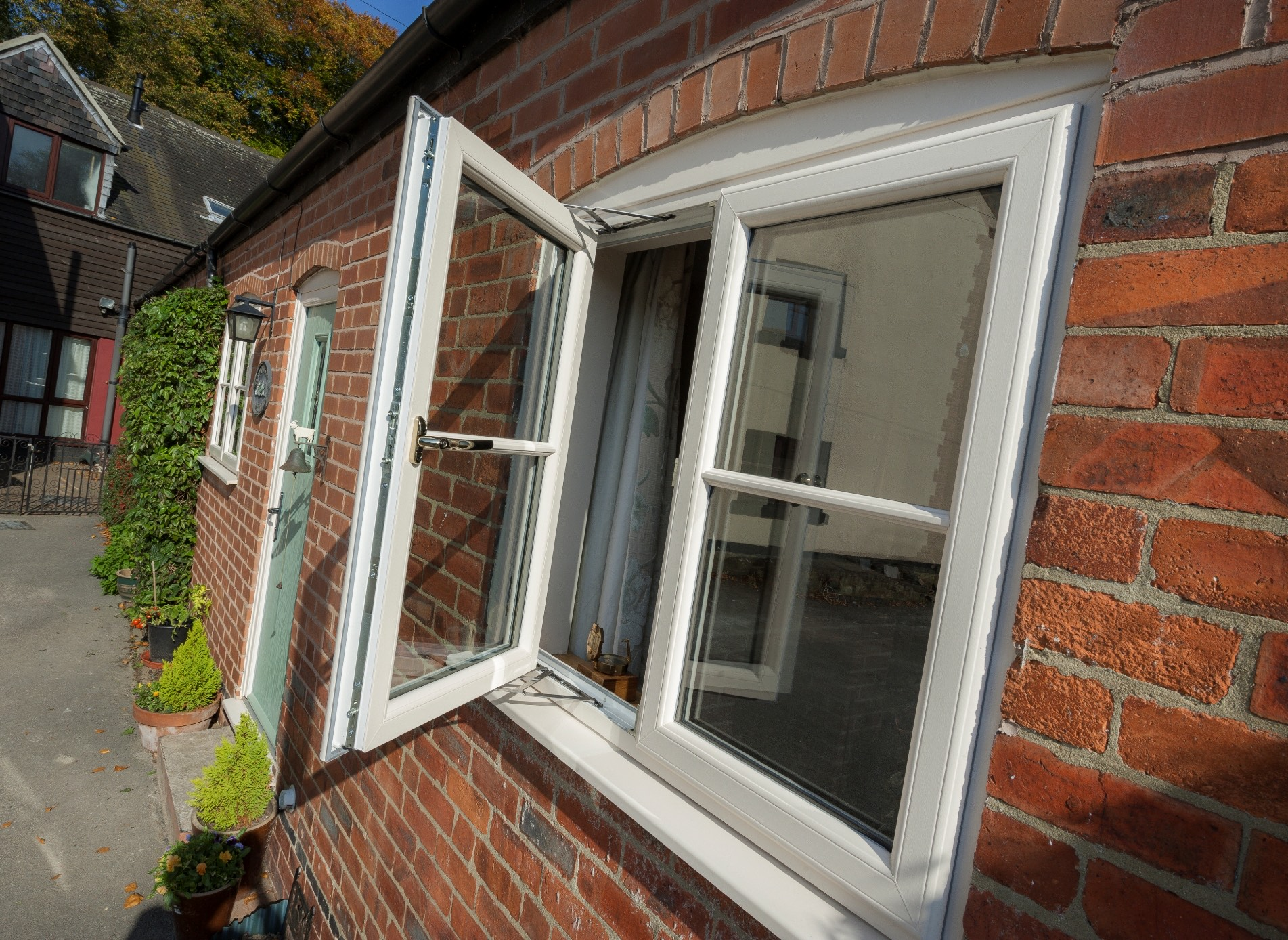 Casement Windows Carmarthen