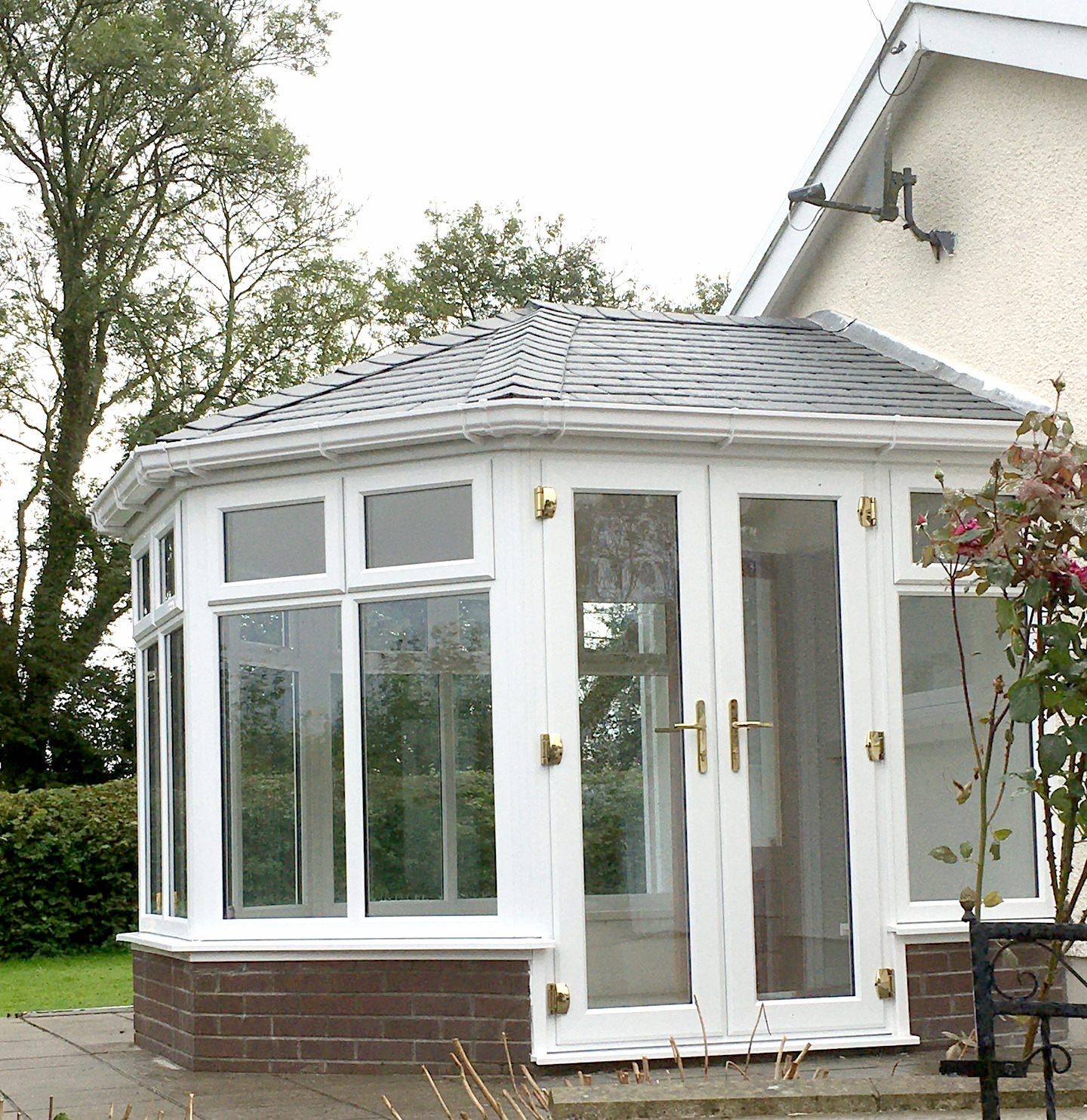 Solid Conservatory Roof Quotes Carmarthen