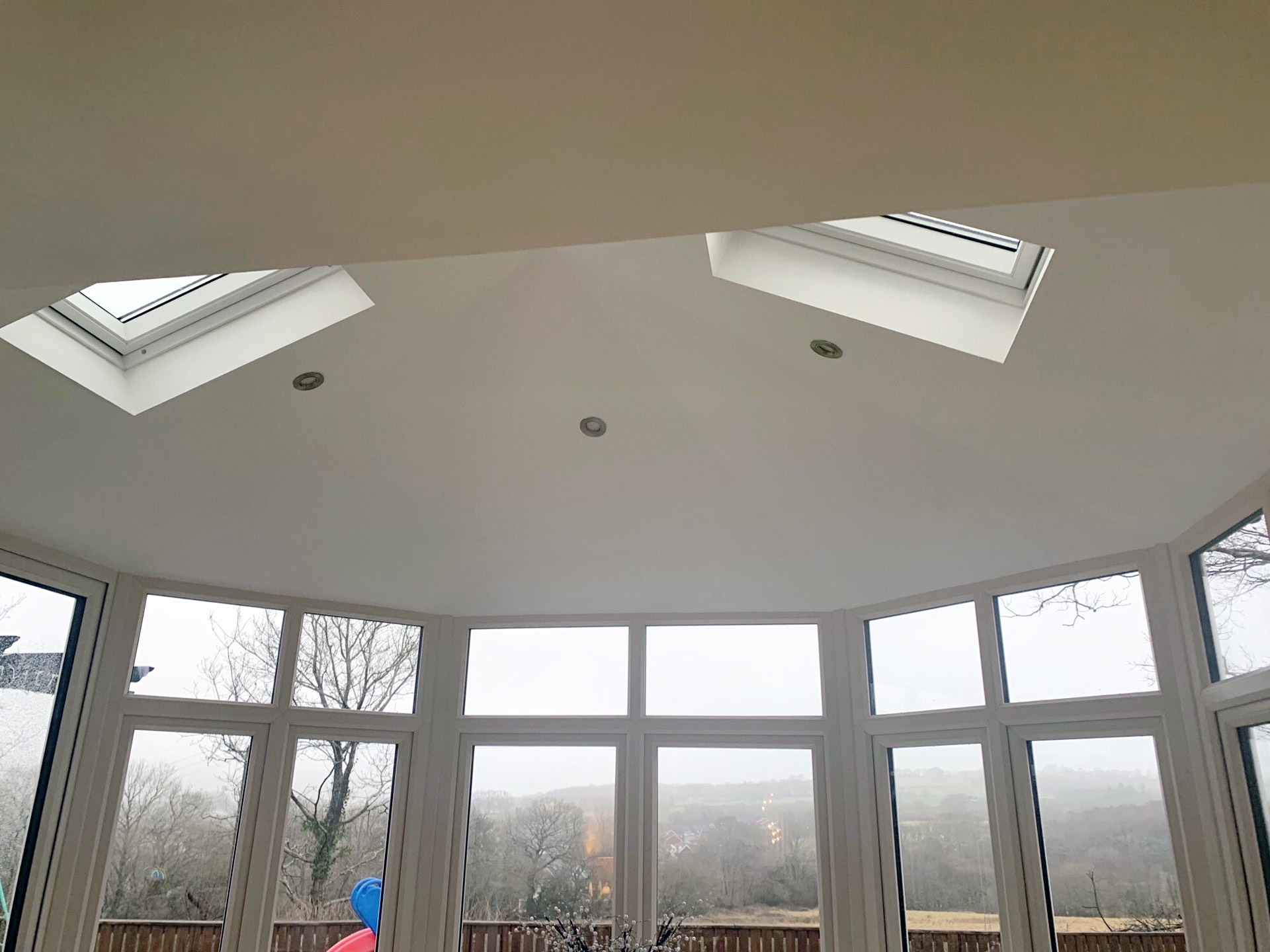 Solid Conservatory Roof Designs