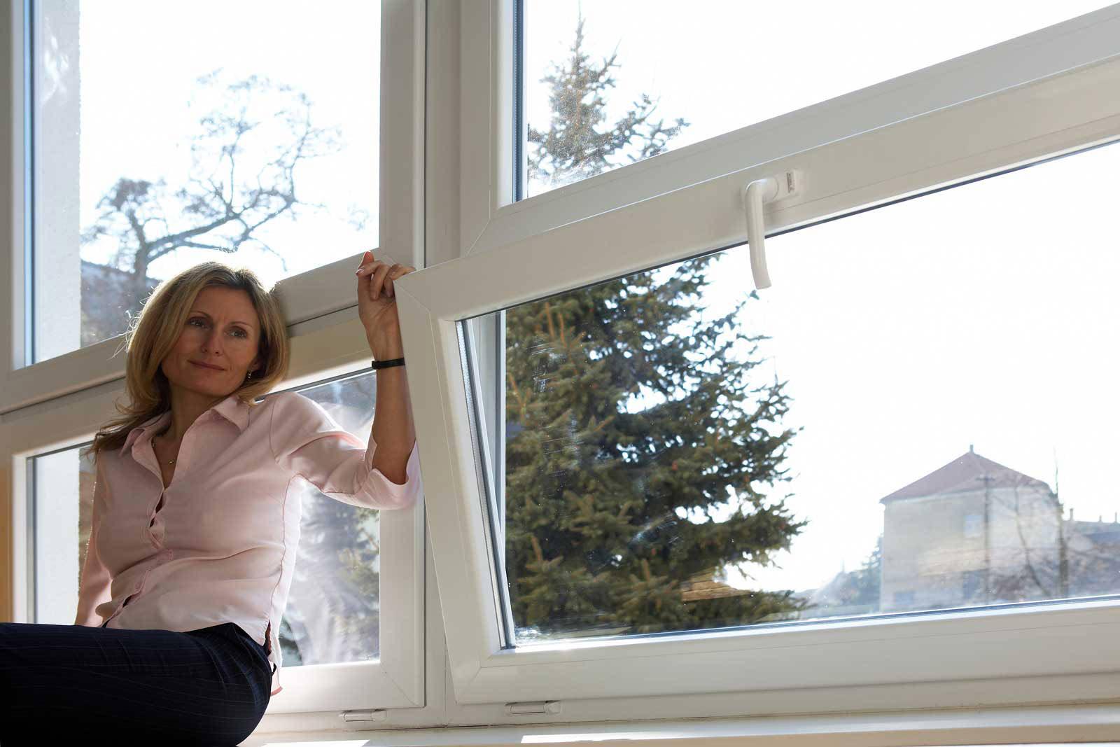uPVC Tilt Turn Windows Carmarthen