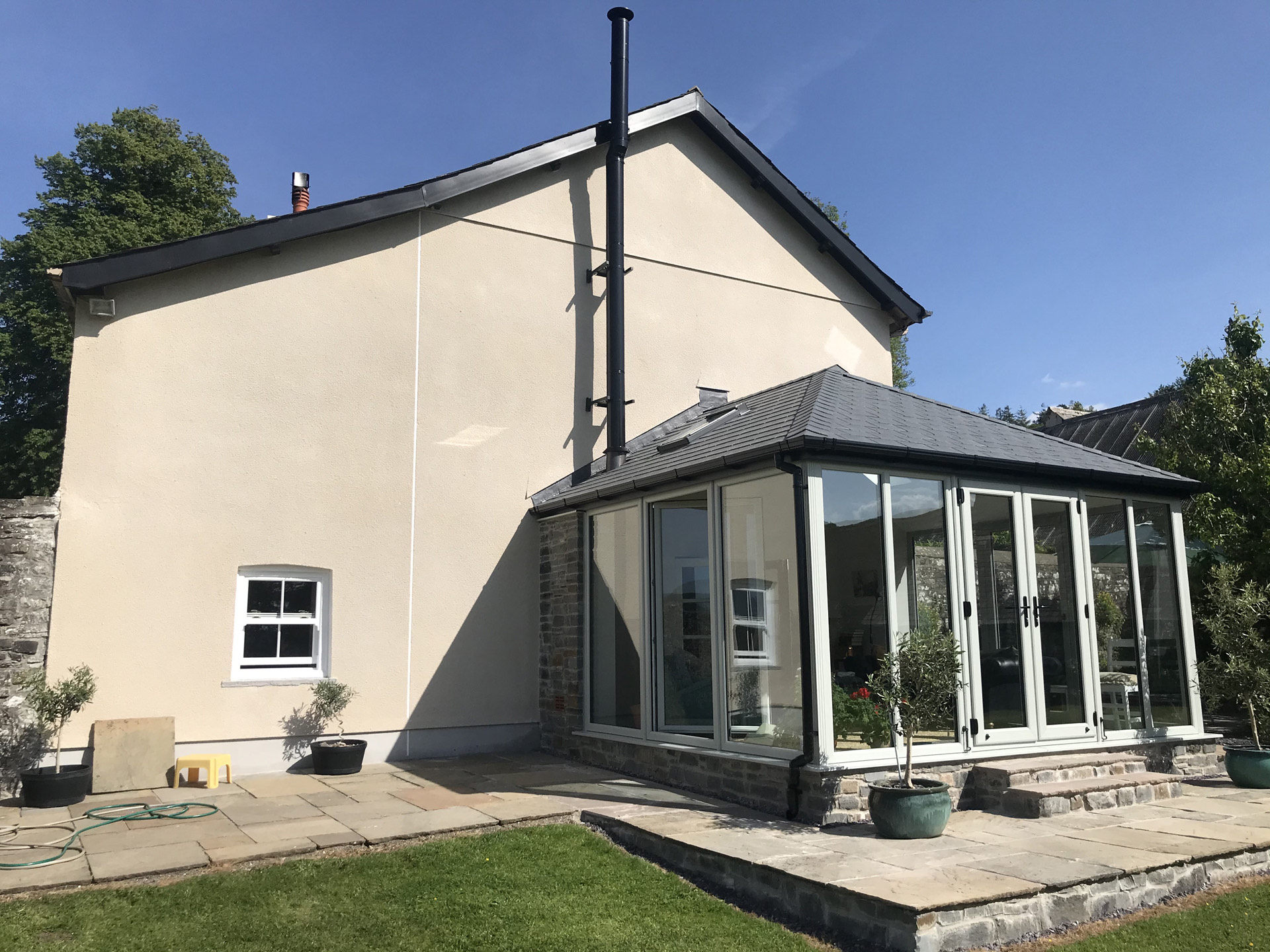 Solid Roof Conservatories Carmarthen