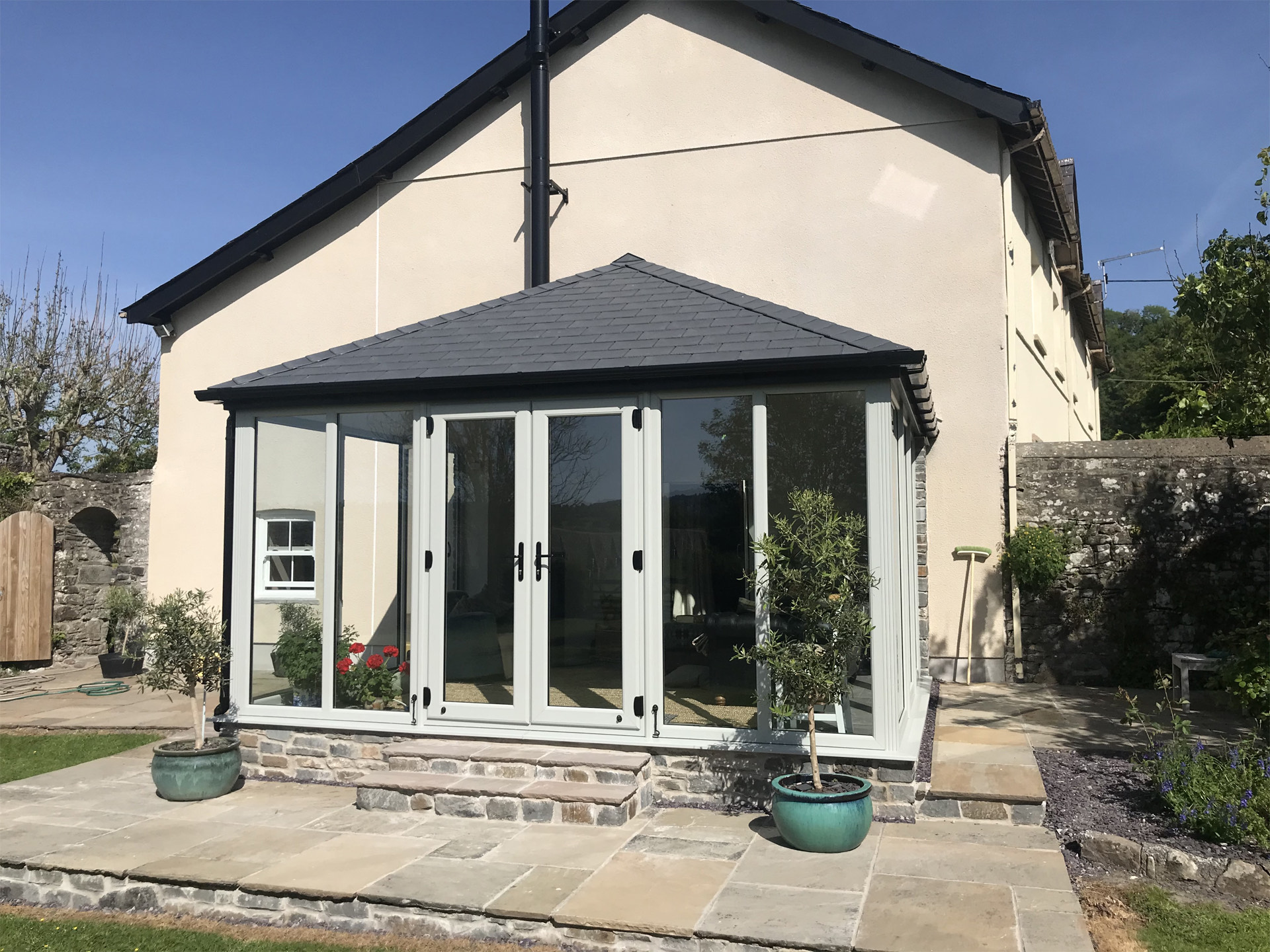 Replacement Solid Conservatory Roofs Carmarthen