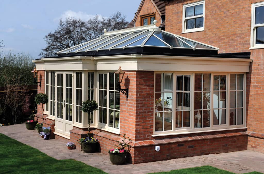 Upvc Conservatories Conservatories Products Nolan